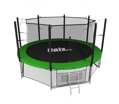 Батут UNIX line 12 ft inside ( Green )