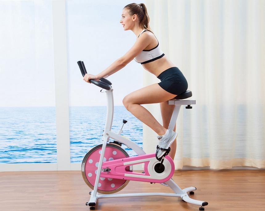 Помогает ли велотренажер похудеть дома